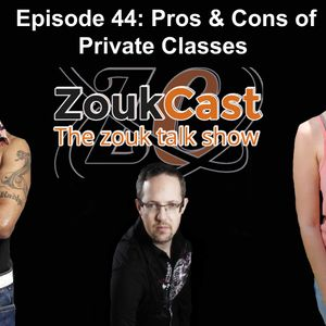 Episode 44: Pros Cons of Private Classes