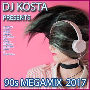 90s MEGAMIX 2017 ( By Dj Kosta ) by DVJ Kosta | Mixcloud