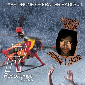 AA+ DRONE OPERATØR RADIØ #4 - Tuesday 2nd March 2021