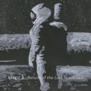 Vasili Borisov aka MagicB-Return of the Lost Spaceman/Dj-mix for Mixcult podcast#89