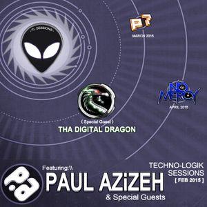 Paul Azizeh Presents TL Sessions: Episode 2 Feat. THA DiGiTAL DRAGON
