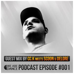 Episode #001 (Cc.K meets Scoon & Delore)