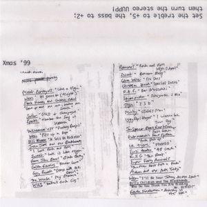 Xmas '99 Tape - B