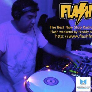 Flash Weekend Podcast by Freddy Almonacid  Episodio 8