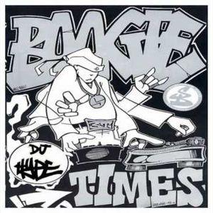 Dj Hype - Boogie Times Tribe Studio Mix 1992