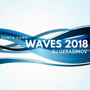 DJ GERASIMOV - PUNTA CANA (WAVES pt.1)   2018