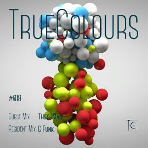 #018 Truecolours Show Part 01 Resident Mix by G-Funk
