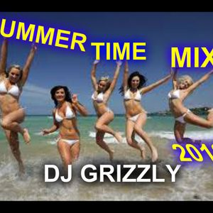 DJ GRIZZLY SUMMER TIME MIX 2012