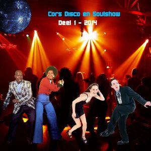 Cors Disco en Soulshow van 11 januari 2014