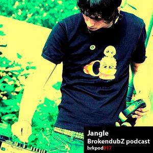 Jangle - Brokendubz Podcast 017