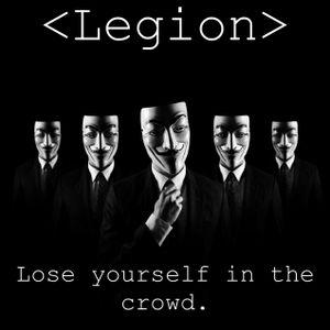 AnonyMix 5 - Legion 2.0 Liverecording @ The Mansion Shanghai