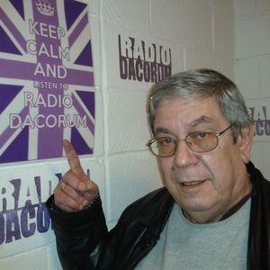Folk DJ with Daria Kulesh on Radio Dacorum - February 10, featuring George Papavgeris - hour one