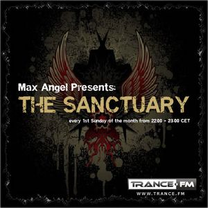 Max Angel Presents The Sanctuary 001