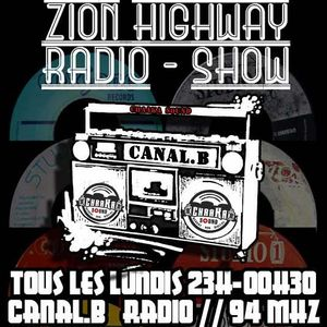 Zion Highway / Canal.B / Chaaka Sound /Tr3lig Selecta & Crew