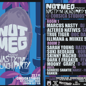 Santero - Nasty FM Nutmeg Promo Mix