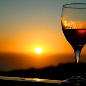 Sunset Chill Lounge (Get A Glass of Wine and Chillax)