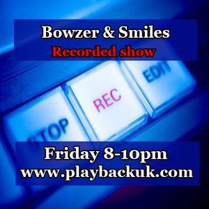 Bowzer & Smiles Live on Playbackuk