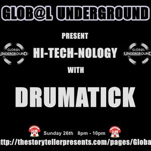 HI-TECH-NOLOGY #14 with Drumatick (26-02-2017)