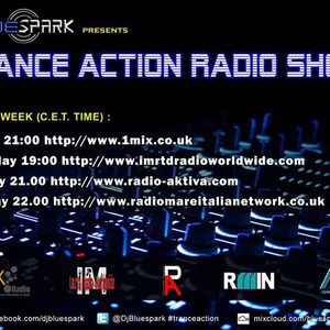 Dj Bluespark - Trance Action 301 11.07.14