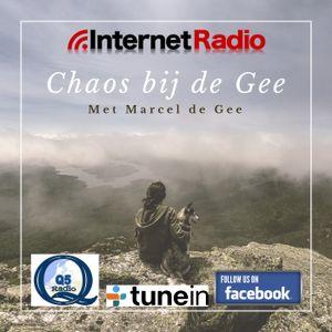 Chaos bij de Gee 22-02-'17 van 17:00 / 19:00 (+01:00 utc) op Q5radio.nl