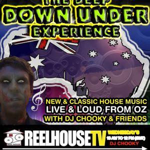 DJ Chooky June 2015 promo mix vol 1