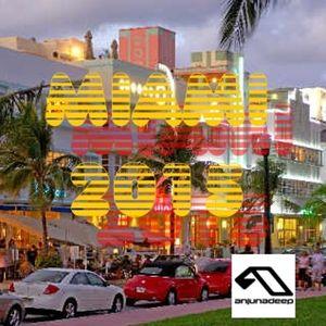 Anjunadeep  Miami 2015