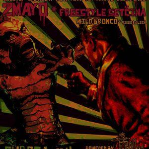 zmayo - live dj set - pistolero - mochvara - 12-09-2009