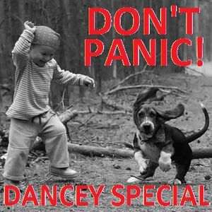 Don't Panic! radio show 36 - Dancey Special! - 03/10/15