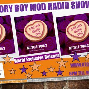 Glory Boy Radio Show 14th October 2018