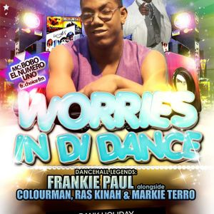 one a penny warm up for frankie paul live @ liverpool caribean centre 07/05/12