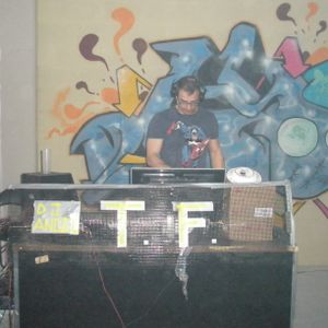 DJ ANGEL TF It´s only my June Techno Session