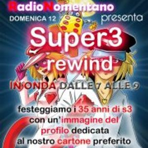 **SUPER3 REWIND** - 12 Febbraio 2012