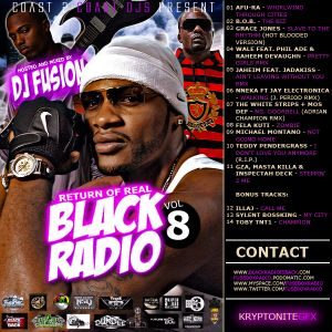 Return of Real Black Radio, Hip-Hop & R&B Vol. 8