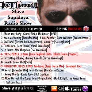 "Slave Supalova Radio Show English Vrs"" 16.09.2017 ep. 596"