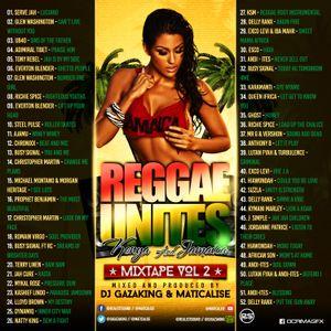 REGGAE UNITES KENYA AND JAMAICA VOL  2