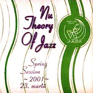 Dj Denj - Nu Theory Of Jazz session 2