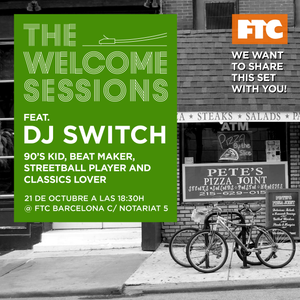 DJ Switch@ FTC Barcelona DJ exclusive set