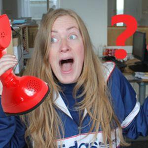 Jess Glynne och telefonlåtar