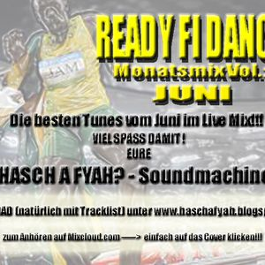 Ready fi Dance? Vol.5 JUNI Tunes