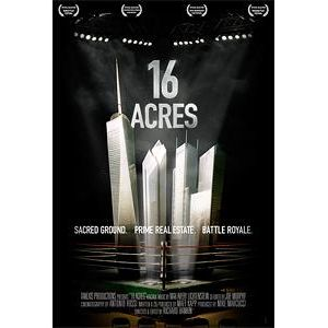 """Mike Marcucci Film Producer of """"16 Acres"""""""