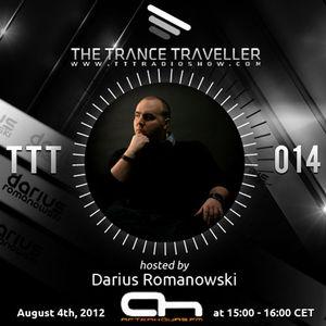 Darius Romanowski pres. The Trance Traveller RadioShow 014 on Ah.Fm