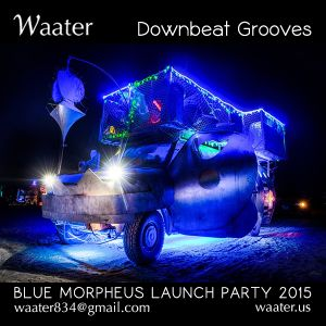 Downbeat Grooves (Blue Morpheus Launch Party 2015)