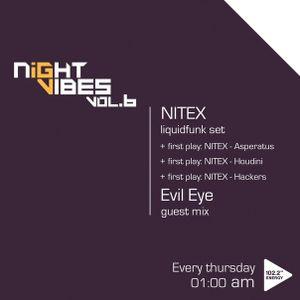Evil Eye - NIGHT VIBES Guest Mix Vol.6 hour2
