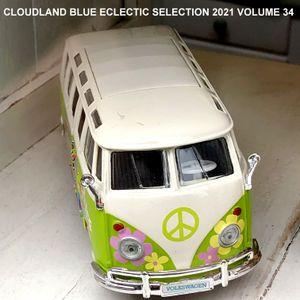 Cloudland Blue Eclectic Selection 2021 Volume 34