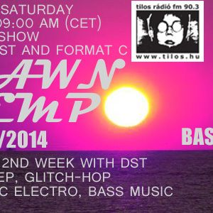 Bass Music Session by DST @ Radio Tilos, Dawn Tempo 29/11/2014