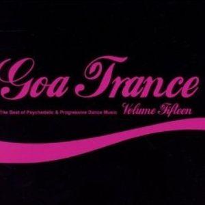 "Virtual DJ with "" Goa Trance Vol.15"""