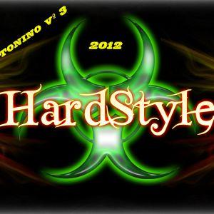 dj tonino vº 3 hardstyle 2012