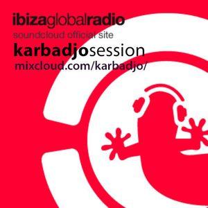Ibiza Global Radio@Karbadjo Session 10.27.2012