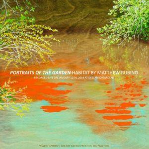 Portraits Of The Garden Habitat By Matthew Rubino