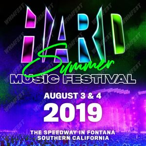 Duke Dumont - Hard Summer Festival 2019 (04.08.2019)